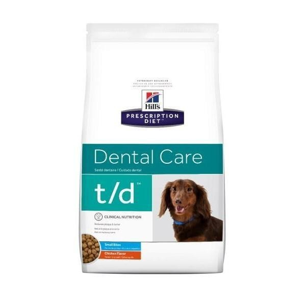 Hill's PD t/d Canine Dental Health