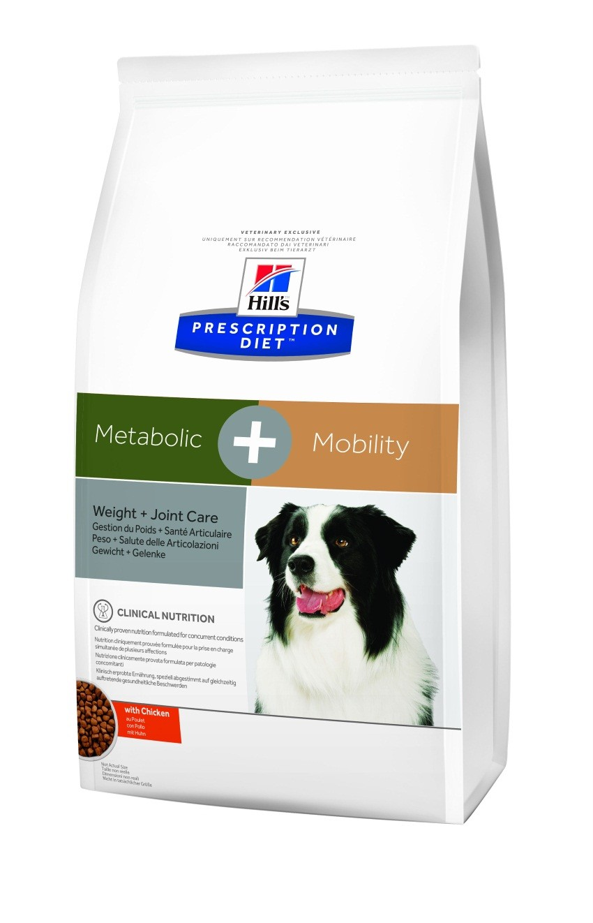 Hill's PD Metabolic + Mobility Canine Original