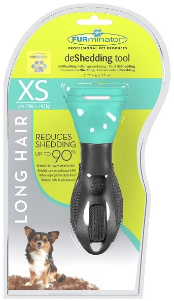 FURMINATOR XS LONG HAIR TOOL TOY DOG