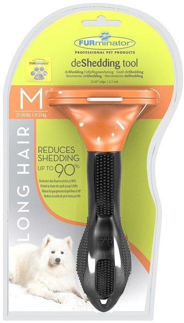 FURMINATOR M LONG HAIR MEDIUM DOG