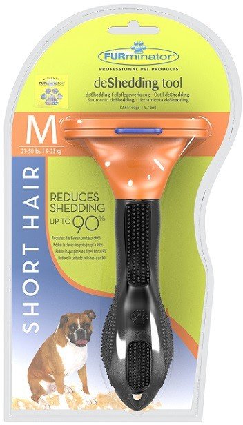 FURMINATOR M SHORT HAIR MEDIUM DOG