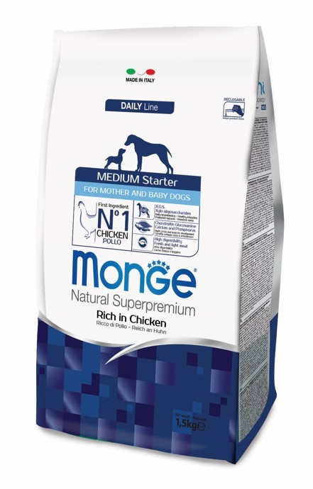 Monge MEDIUM STARTER FOR MOTHER AND BABY