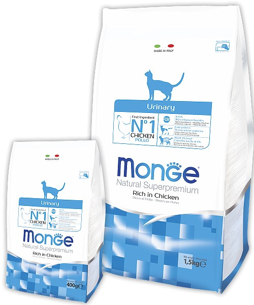 MONGE SUPERPREMIUM CAT URINARY