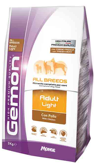 Gemon All breeds Adult Light