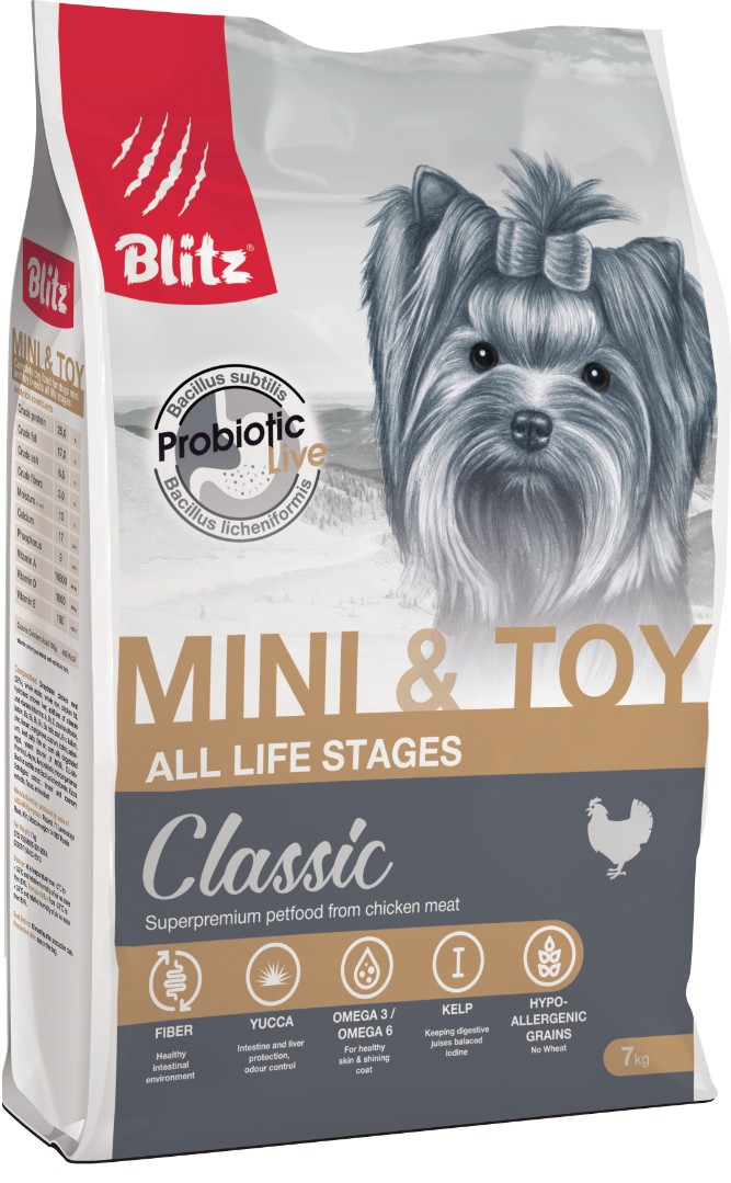 BLITZ ADULT MINI & TOY