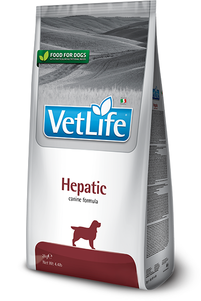 Farmina Vet Life Hepatic canine
