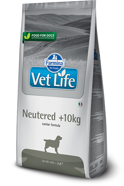 Farmina Vet Life Neutered +10kg canine