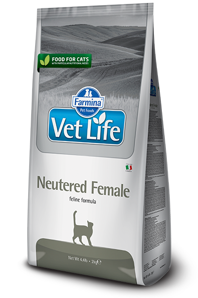 Farmina Vet Life Neutered Female feline