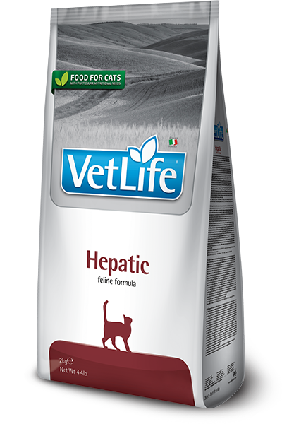Farmina Vet Life Hepatic feline