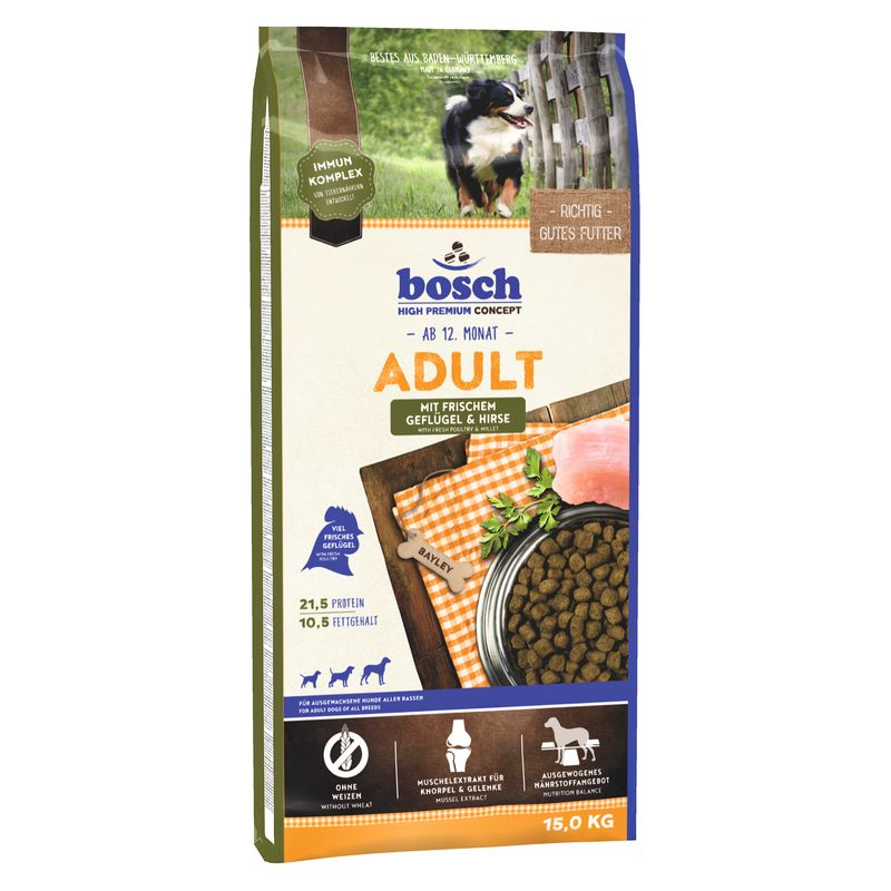 Bosch ADULT Poultry & Spelt