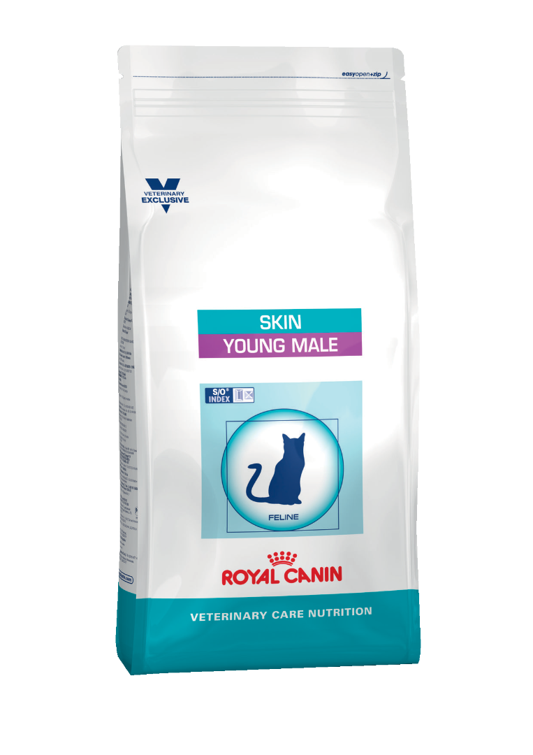 Royal Canin VCN NEUTERED SKIN YOUNG MALE