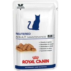 Royal Canin VCN POUCH NEUTERED ADULT MAINTENANCE