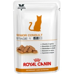 Royal Canin VCN POUCH SENIOR CONSULT STAGE 1