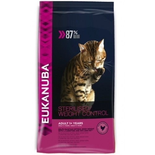 Eukanuba ADULT for Sterilised / Weight Control