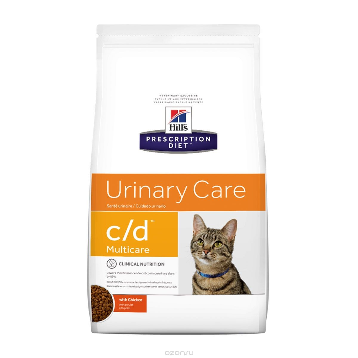 Hill's PD Feline c/d Multicare with Chicken