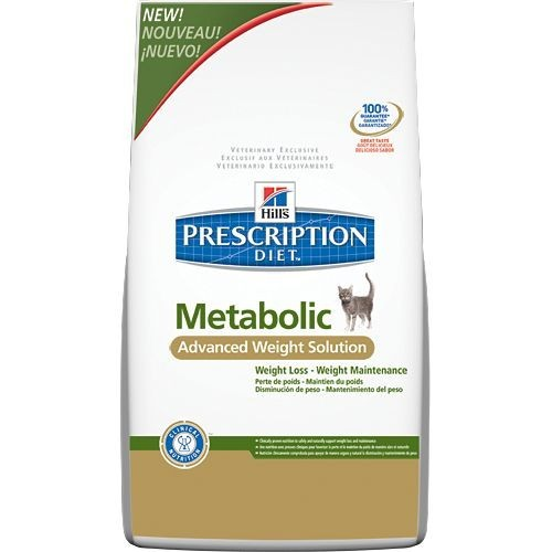 Hills PD Metabolic Feline Advanced Weight Solution
